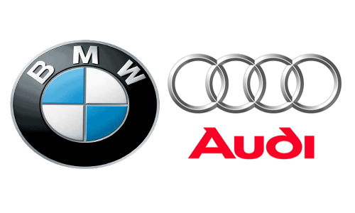 Audi-and-BMW-