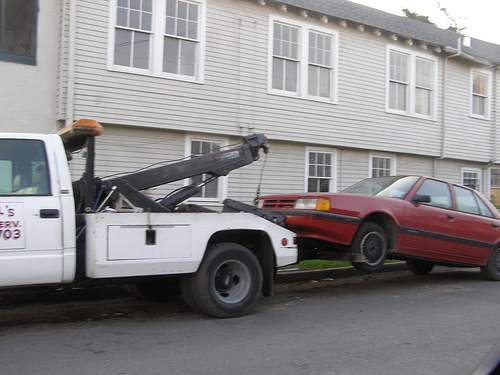 Towed-Car